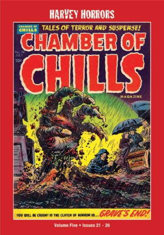 Harvey Horrors Softies - Chamber Of Chills (Vol 5)